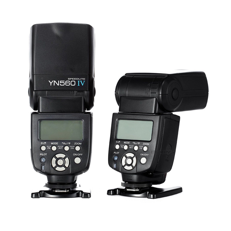 YONGNUO 2.4G Manual Flash Speedlite For A99 A6000 A3000 A7 A7r A7s NEX-6N For DSLR Cameras