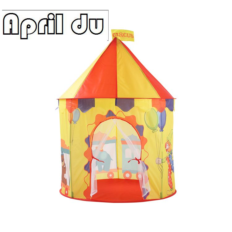 1pcs High Quality Baby Little Bear Balloon Circus Castle Outdoor crawling toy game house Outdoor Toy Tents outdoor puzzle folding mongolia bag game house tents