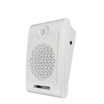 WT01 Scream Speaker PIR Infrared Motion Sensor support SD Card Audio Player  for Haunted House Special Sound Effect 10W