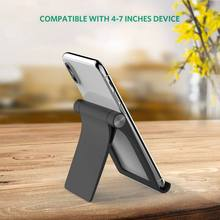 купить For iPad Iphone Samsung Adjustable Tablet Stand Folding Lazy Video Bracket Mobile Phone Tablet Desktop Stand по цене 177.53 рублей
