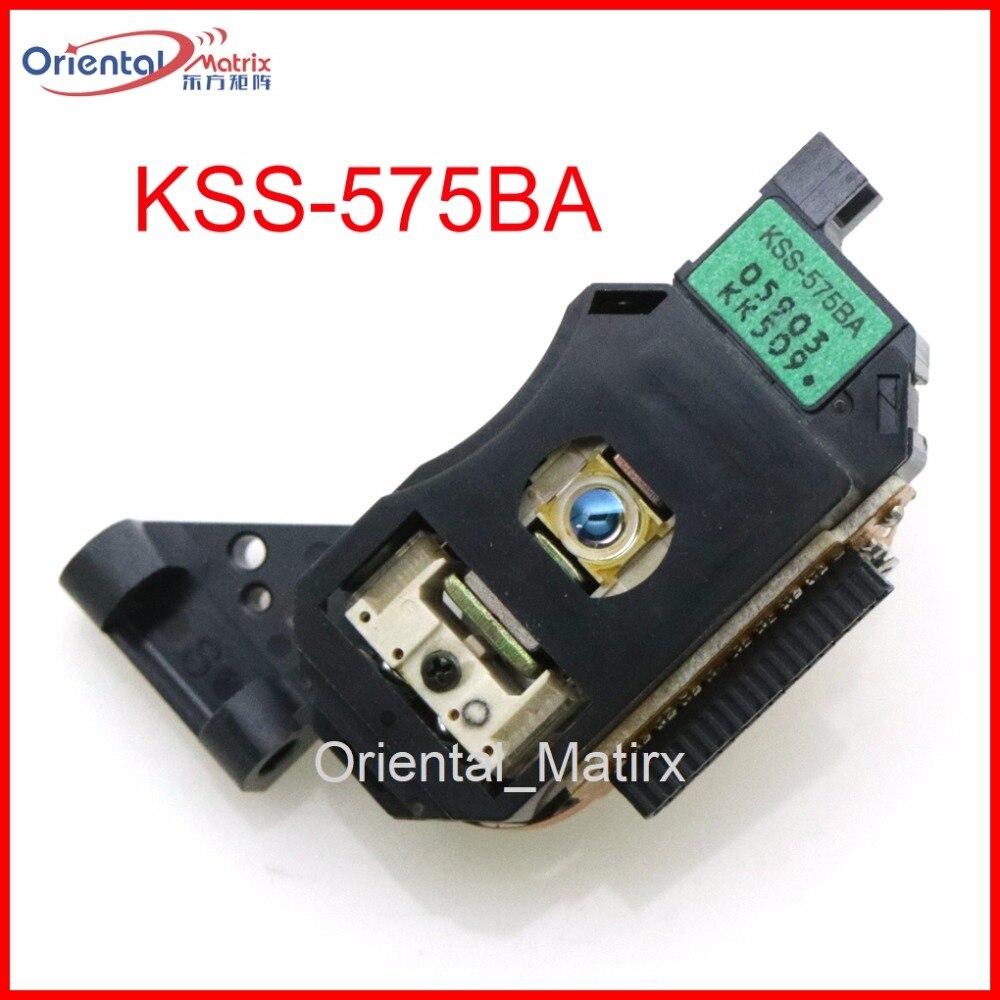 Frete Grátis Original KSS-575B KSS-575BA Optical Pickup KSS575B/KSS-575 Para Sistema de Áudio Do Carro AUTO Optical Pick Up