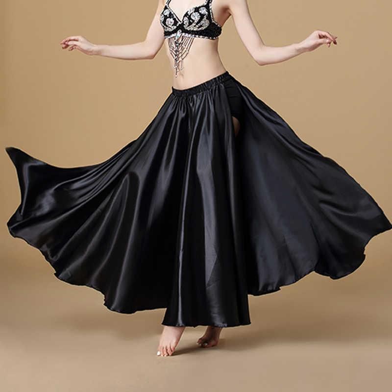 2019 производительность для индийского беллиданса, юбка Святой 2 Двусторонняя юбка-макси пикантные Для женщин Восточный живот юбка для танцев Женская Одежда для танцев