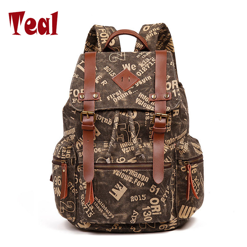 2017 Brand Daily Women Backpack For School Teenager Girls Flowers Printed Nylon Travel Backpacks Casual Floral Backpack