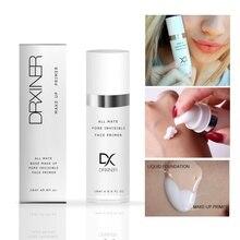 Праймер для лица перед макияжем основа для ЛИЦА ПРАЙМЕР крем натуральный осветлять увлажняющий контроль масла стойкий праймер для лица