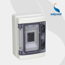 Hot sale ip65 waterproof power distribution box 4 ways HA series 208*140*95mm