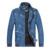 Nuevas llegadas hombres de otoño chaquetas y abrigos de cuero de la pu outwear chaqueta M-5XL AYG63