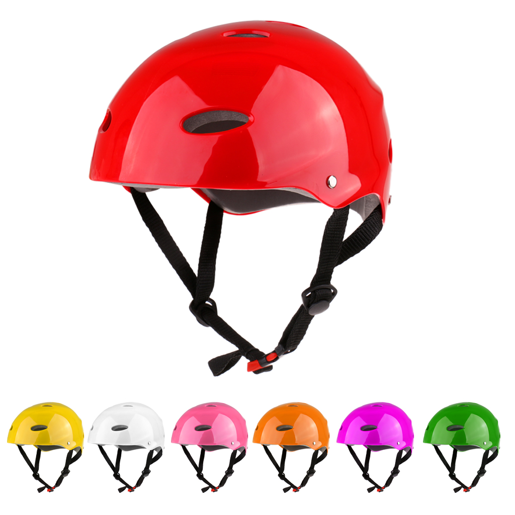 Ultralight Water Sport Safety Helmet Kayak Rafting Drifting Inflatable Boat Helmet Cycling Equipment CE For Men Women Child