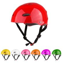цена на Ultralight Water Sport Safety Helmet Kayak Rafting Drifting Inflatable Boat Helmet Cycling Equipment CE for Men Women Child