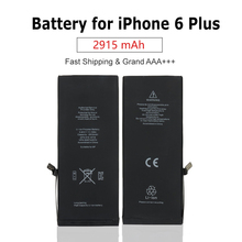 Фотография Battery for iPhone 6 Plus 2915 mAh Li-ion Polymer Battery with Complete Repair Replacement Kit Tools Adhesive Strips