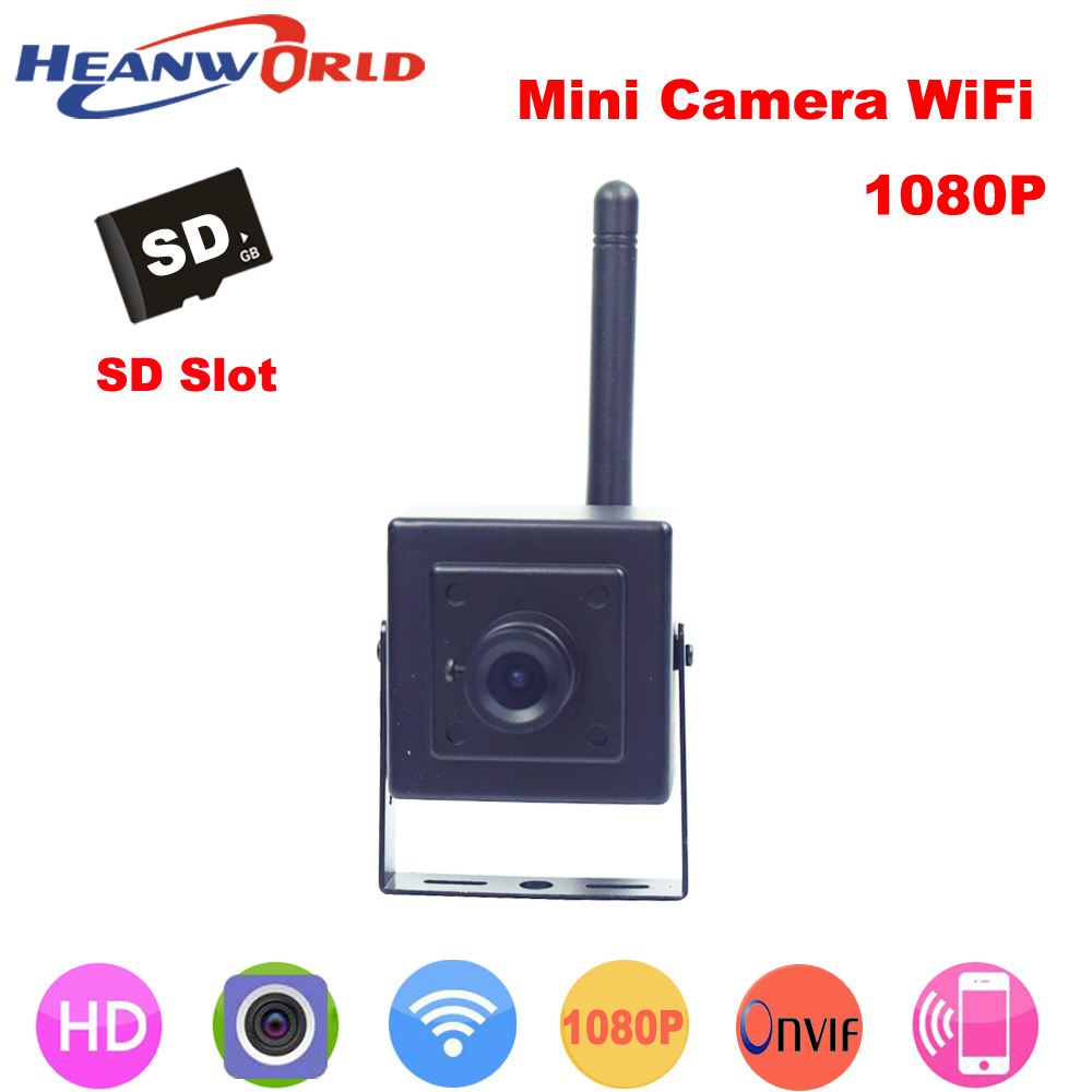 Heanworld 1080P mini IP camera wifi P2P ip cam Onvif HD wireless camera cctv security system network webcam for home use indoor