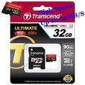 Высокоскоростной превзойти микро-sd-карта подлинная 600 X 32 ГБ 16 ГБ MicroSDHC MicroSDXC карты 90 МБ/с. Class10 UHS-I карты памяти карты памяти