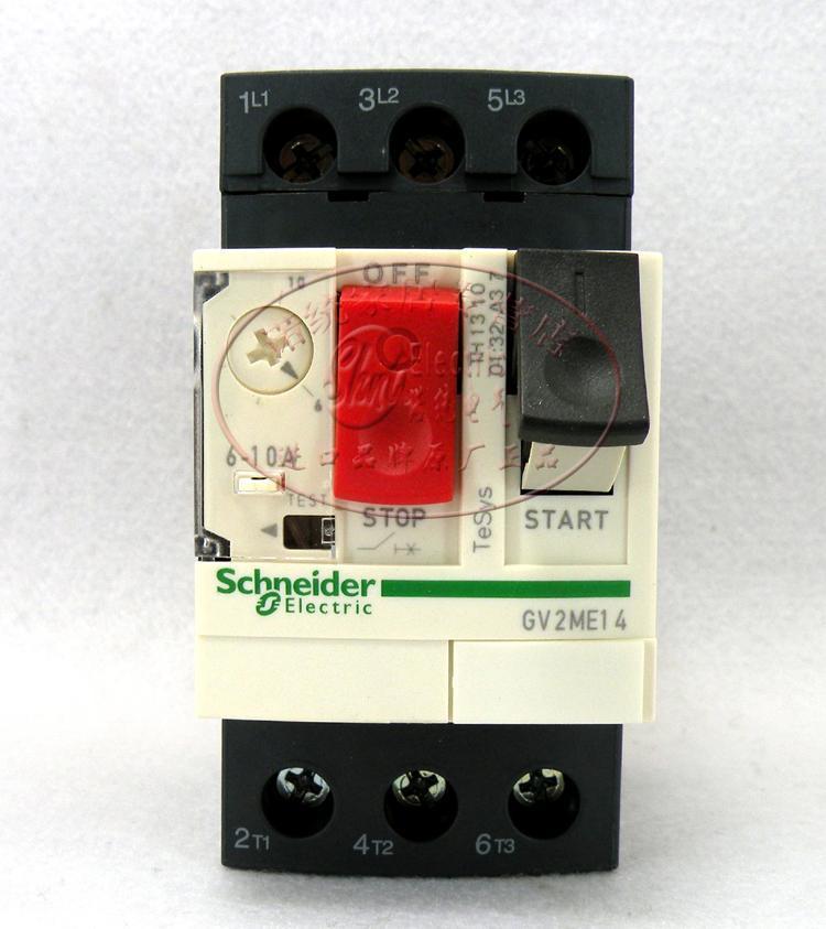 GV2-ME02C Schneider  Motor Starter 0.16-0.25A  Circuit Breakers
