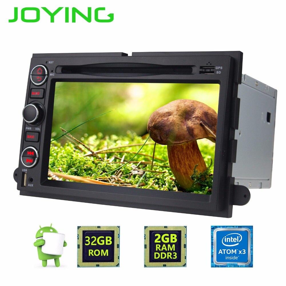 Joying 7 2GB 32GB Double 2 Din 1024 600 HD New Android 5 1 1 Quad