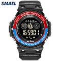 Bluetooth Смарт-часы мужские водонепроницаемые цифровые спортивные часы для мужчин многофункциональные наручные часы Мужские часы для ios Android ...