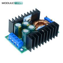 DC CC Max 9A 300W Step Down Buck Converter 5-40V To 1.2-35V Power Supply Module For Arduino XL4016 LED Driver Low Output Ripple