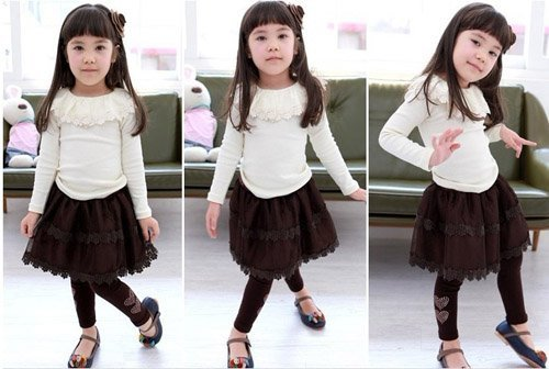 FREE SHIPPING--Children leggings Childrenpants Girls leggings kids pants new style hot sale 20pcs/lot