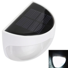 Battery Included Solar Led Night Light 6 LEDs Inside Suitable for Home Roof Decoration Auto On / Off When Dim / Dawn