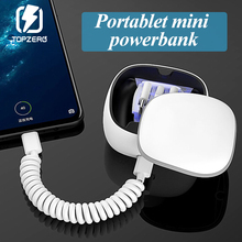 Portable Mini powerbank pd/qc 3.0 Fast charger power bank ty