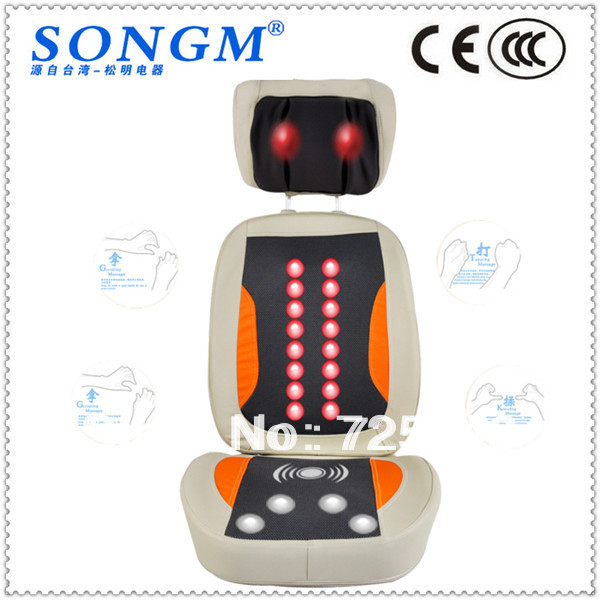 Portable infrared electric vibration massager for sale