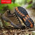 ZHJLUT Homens Inverno Militar Tático Botas de Combate Do Deserto Do Exército Ao Ar Livre Sapatos de Viagem de Couro do Tornozelo Botas Masculinas 613