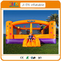 Inflatable trampoline bouncer for home use backyard bouncy castle