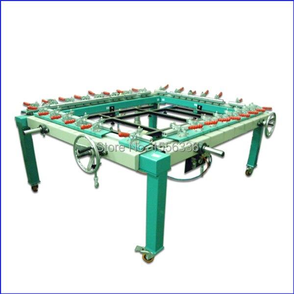 Precision Silk Screen Stretcher Machine, Tension Machine