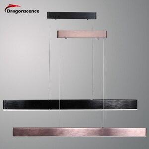 Image 1 - Dragonscence, новый современный светодиодный подвесной светильник для гостиной, столовой, бара, кухни