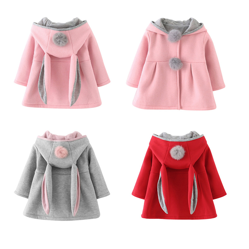 JOCESTYLE Winter Autumn Spring Baby Girls Cute Long Sleeve
