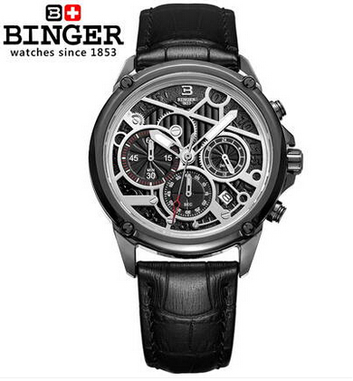 Mens Watches Discount Luxury Boys Digital Military Quartz Binger Chronograph Waterproof Sport Wristwatches Stainless Color Gold