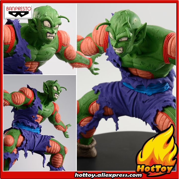 Original Banpresto Scultures Colosseum BIG Zoukei Tenkaichi Budoukai 7 Vol.6 Collection Figure - Piccolo from Dragon Ball Z original banpresto world collectable figure wcf the historical characters vol 3 full set of 6 pieces from dragon ball z