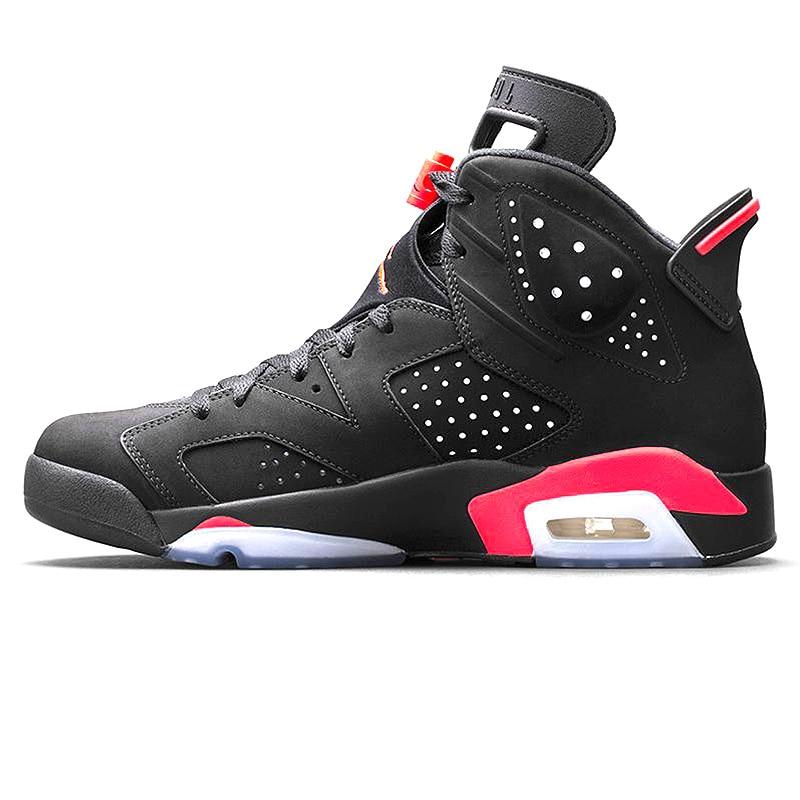 Original Authentic Nike Air Jordan 6 Retro Unc Men Basketball