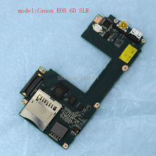 Nueva Placa de circuito PCB Placa Principal de reparación de Piezas para Canon EOS 6D SLR DS126402