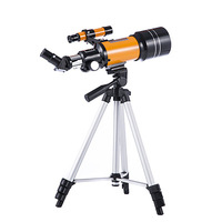 Professional stargazing Space Astronomical Telescope With Portable Tripod Space Observation Scope Gift