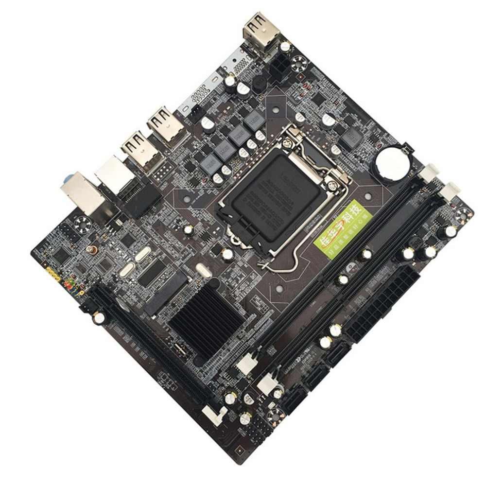 P55 Komputer Papan Utama 1156 Pin Dukungan untuk Core I3 I5 I7 Xeon Series CPU Sendiri Mengganti H55 untuk Komputer