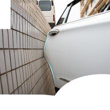 Lsrtw2017 PVC Car Door Edge Sealing Strip Anti-collision for Audi