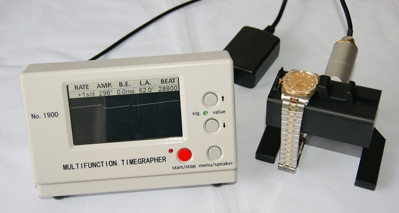 Watch Timing Machine Multifunction Timegrapher NO 1900 for rolex watch repairers watch hobbyists
