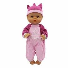 Vêtements de poupée ensemble chaud ajustement 33-35cm Nenuco poupée Nenuco su Hermanita accessoires de poupée