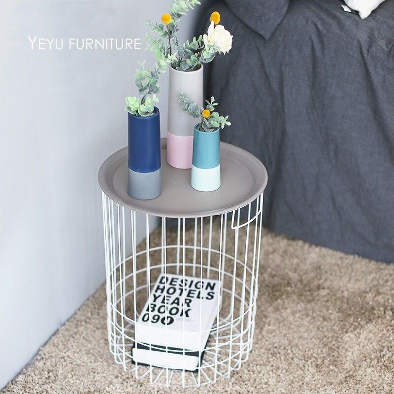Minimalista diseño moderno loft estilo almacenamiento mesita ...