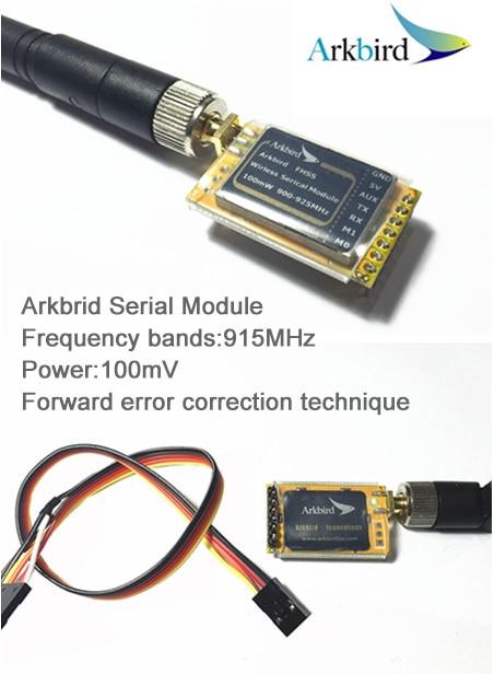ARKBIRD 915 Serial Module Ground Control FPV Compatible Autopilot 2.0 2.0lite