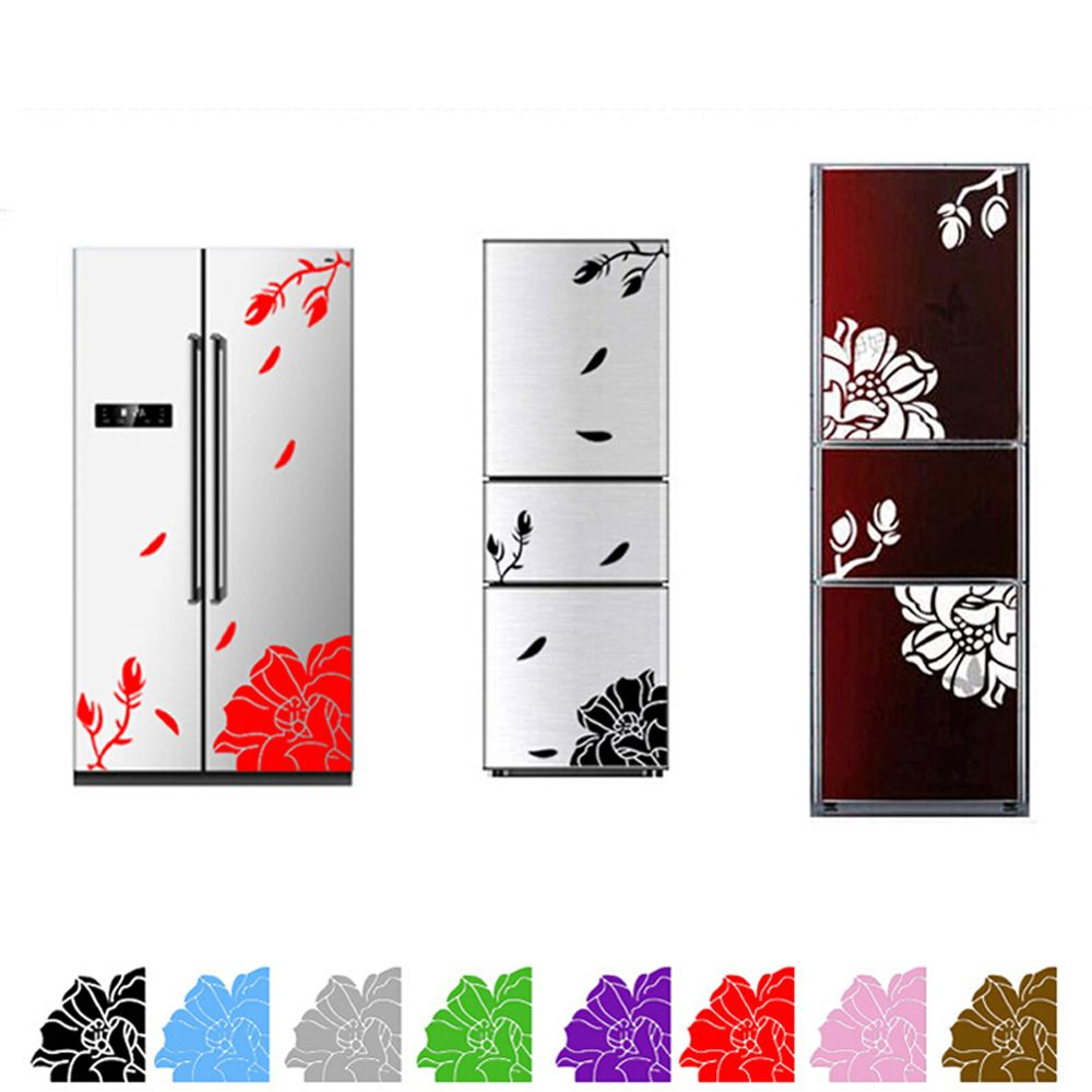 Refrigerator Stickers Popular Elegant Stickers Buy Cheap Elegant Stickers Lots From
