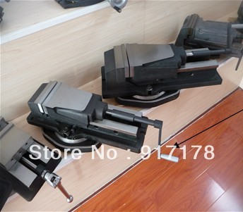 HP-6V hydraulic power machine vises tools