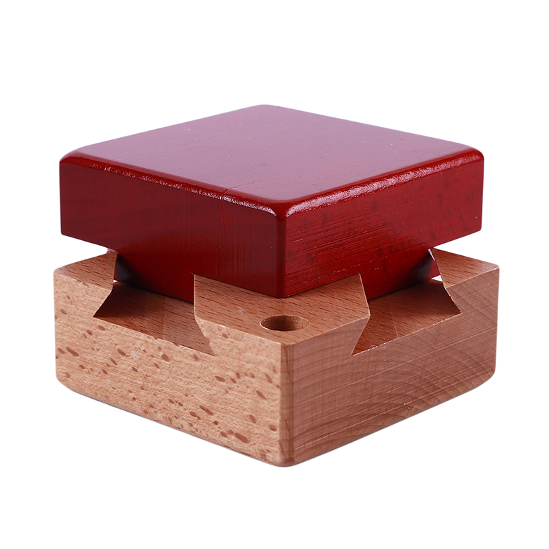 Learning Educational Toys Classic IQ Wooden Spirit Magic Box Puzzle Creative Puzzle Game Toys Popular Toys For Children