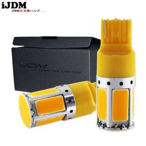 Image 2 - (2) geen Weerstand Nodig Amber Geel 240 Emitter Cob Led 7440 T20 Led lampen Voor Voor Of Achter Richtingaanwijzers lichten (Geen Hyper Flash)