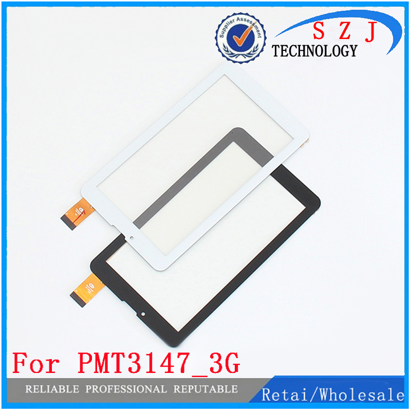 New 7'' inch For Prestigio WIZE 3147 3G PMT3147_3G Tablet touch screen panel Digitizer Glass Sensor Replacement Free Shipping new 8inch touch for prestigio wize pmt 3408 3g tablet touch screen touch panel mid digitizer sensor