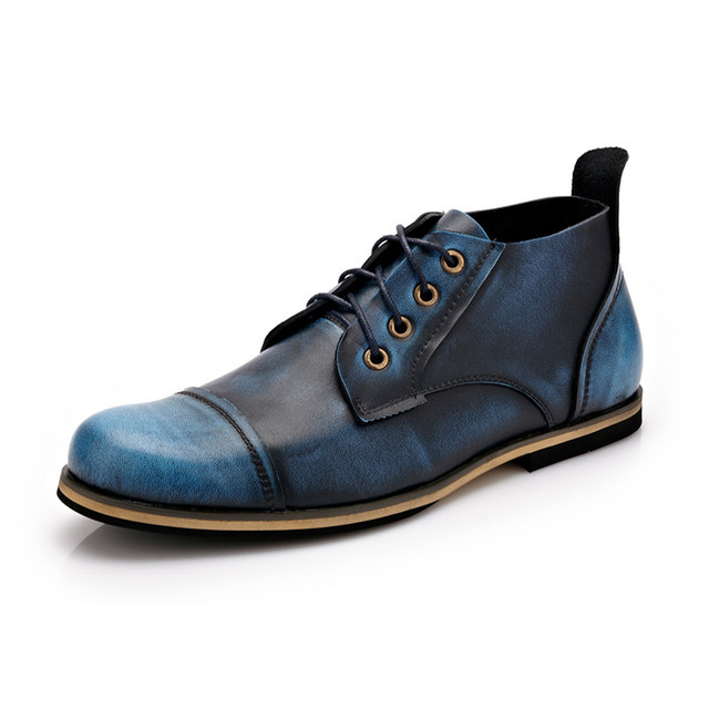 Chaussures automne Vintage homme JN0rSome