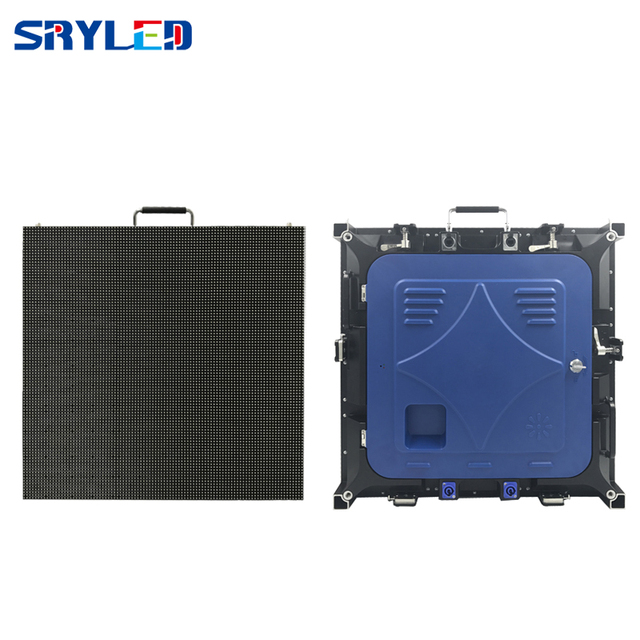 Full Color Indoor P6 LED Display for Stage Rental LED Screen with Die Casting Aluminum Cabinet 576MM*576MM