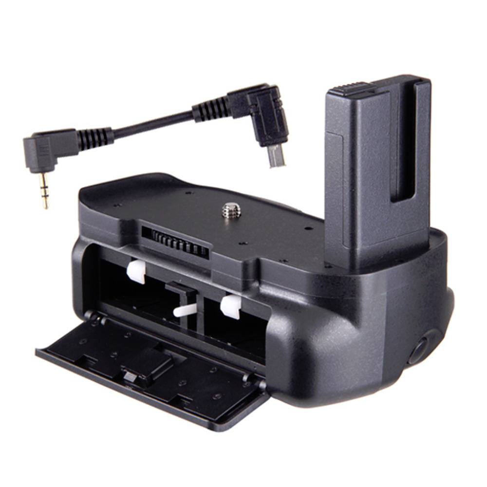 Travor BG-2G empuñadura Vertical MB-D10 para Nikon D5300 D5200 D5100 adaptador caliente en todo el mundo