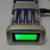 2016 cargador de batería con 4 ranuras inteligente inteligente del cargador de batería para aa/aaa nimh nicd baterías recargables del lcd pantalla