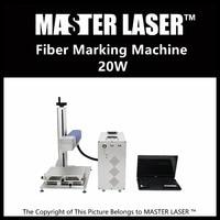 Lower Price 20W Fiber Portable Mini Laser Engraving Machine