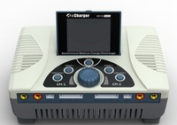 Aerops Новый я Зарядное устройство 4010 Duo 2000 Вт 40A 10 s двойной Порты баланс двойной Порты и разъёмы Lipo Life Батарея Зарядное устройство DC перо